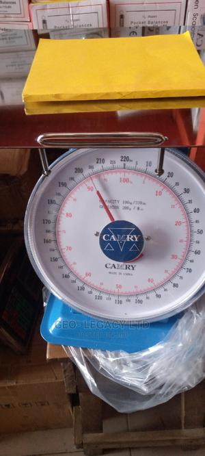 Manual Weighing Scale   Store Equipment for sale in Lagos State, Lagos Island (Eko)