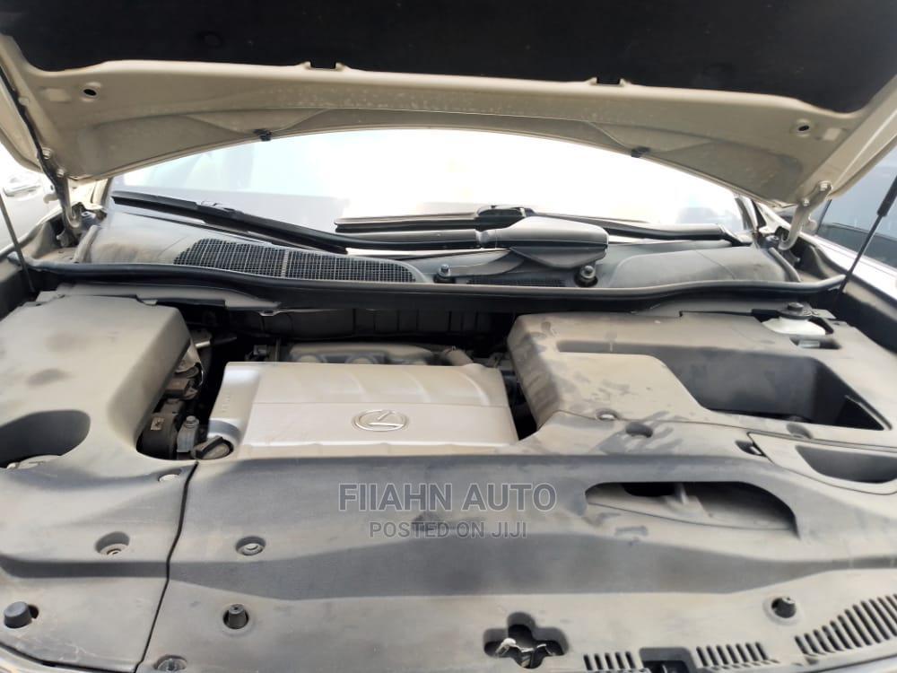 Archive: Lexus RX 2011 350 Gold