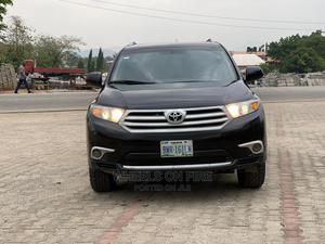 Toyota Highlander 2014 Black | Cars for sale in Abuja (FCT) State, Gwarinpa