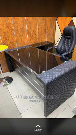 Imported Executive Office Table and Chair | Furniture for sale in Lagos State, Lekki