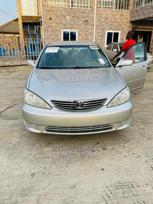 Toyota Camry 2005 Silver | Cars for sale in Rivers State, Port-Harcourt