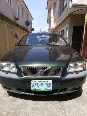Volvo S80 2001 D5 Automatic Green | Cars for sale in Lagos State, Isolo