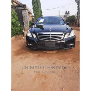 Mercedes-Benz E350 2010 Black   Cars for sale in Abuja (FCT) State, Lokogoma