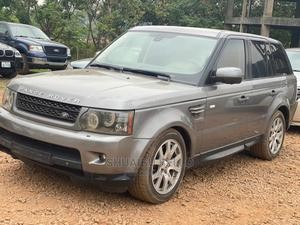 Land Rover Range Rover Sport 2011 HSE 4x4 (5.0L 8cyl 6A) Gray   Cars for sale in Abuja (FCT) State, Central Business District