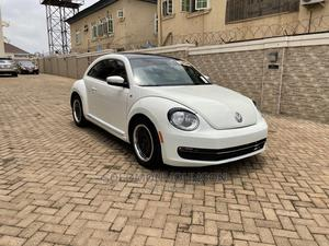 Volkswagen Beetle 2012 2.5 Automatic White | Cars for sale in Abuja (FCT) State, Central Business District