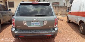 Honda Pilot 2008 EX 4x4 (3.5L 6cyl 5A) Gray | Cars for sale in Enugu State, Enugu