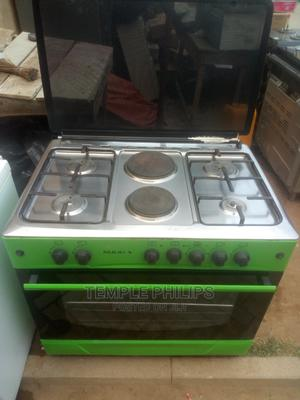 Clean MAXI 6burner Gas and Electric Cooker | Kitchen Appliances for sale in Abuja (FCT) State, Utako