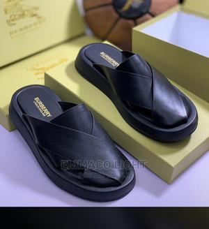 Quality Italian Burberry Palm   Shoes for sale in Lagos State, Surulere