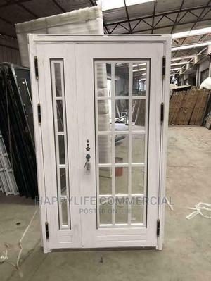 White Entrance Door   Doors for sale in Lagos State, Amuwo-Odofin