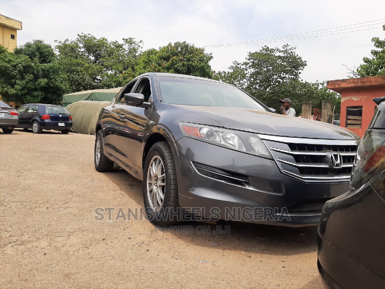 Honda Accord CrossTour 2012 EX Gray | Cars for sale in Garki 1, Abuja (FCT) State, Nigeria
