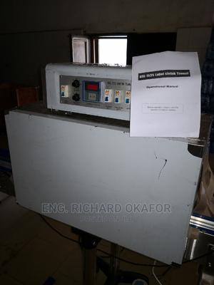 Label Shrink Tunnel | Manufacturing Equipment for sale in Delta State, Warri