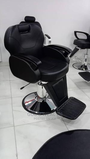 Stylist Chair With Head Rest | Salon Equipment for sale in Lagos State, Victoria Island