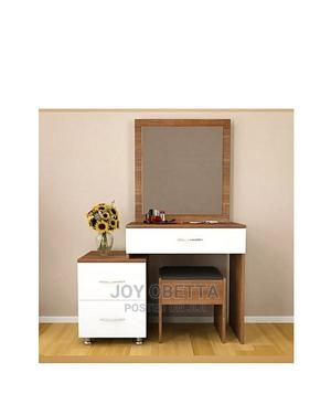 Quality Dressing Mirrow With Chair and Table   Furniture for sale in Lagos State, Lagos Island (Eko)