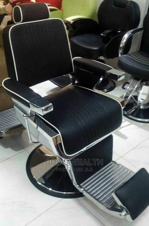 Modern Barber Chair | Salon Equipment for sale in Lagos State, Victoria Island