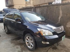 Lexus RX 2009 350 AWD Black | Cars for sale in Abia State, Aba North