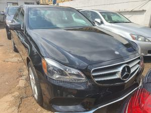 Mercedes-Benz E350 2015 Black | Cars for sale in Lagos State, Ikeja