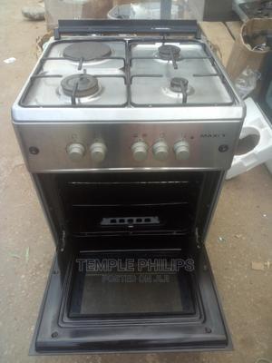 MAXI Jumbo Sized 4burner Gas Cooker | Kitchen Appliances for sale in Abuja (FCT) State, Utako