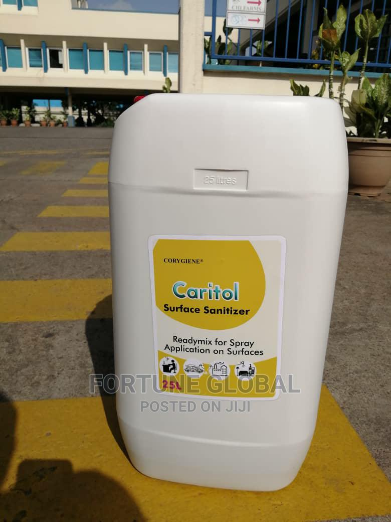 Archive: Corygiene Caritol Surface Sanitizer