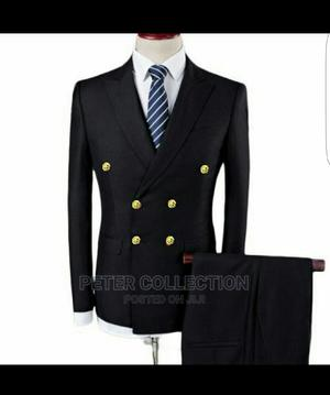 Classic Double Breasted Suit   Clothing for sale in Lagos State, Lagos Island (Eko)