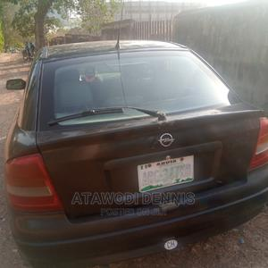 Opel Astra 2001 Break Black   Cars for sale in Abuja (FCT) State, Gwarinpa