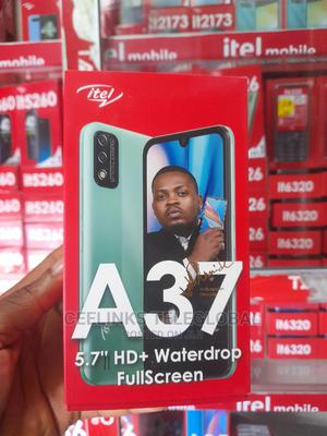 New Itel A37 16 GB Blue | Mobile Phones for sale in Lagos State, Ikeja