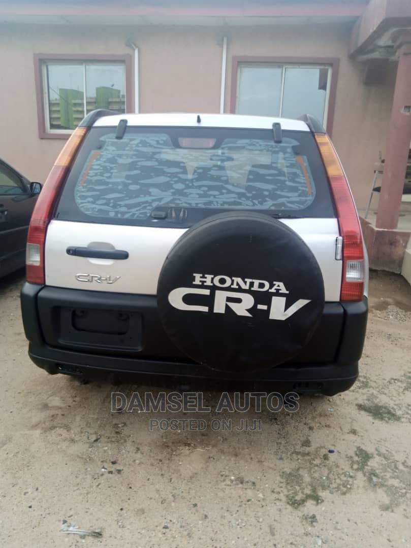 Archive: Honda CR-V 2006 Silver