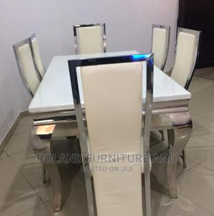 Marble Dining Table | Furniture for sale in Lagos State, Oshodi