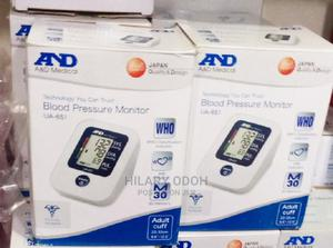 And Blood Pressure Monitor | Medical Supplies & Equipment for sale in Lagos State, Ojo