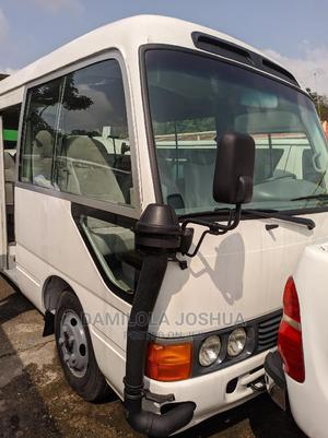 Toyota Coaster Bus 2010 White | Buses & Microbuses for sale in Lagos State, Ikeja