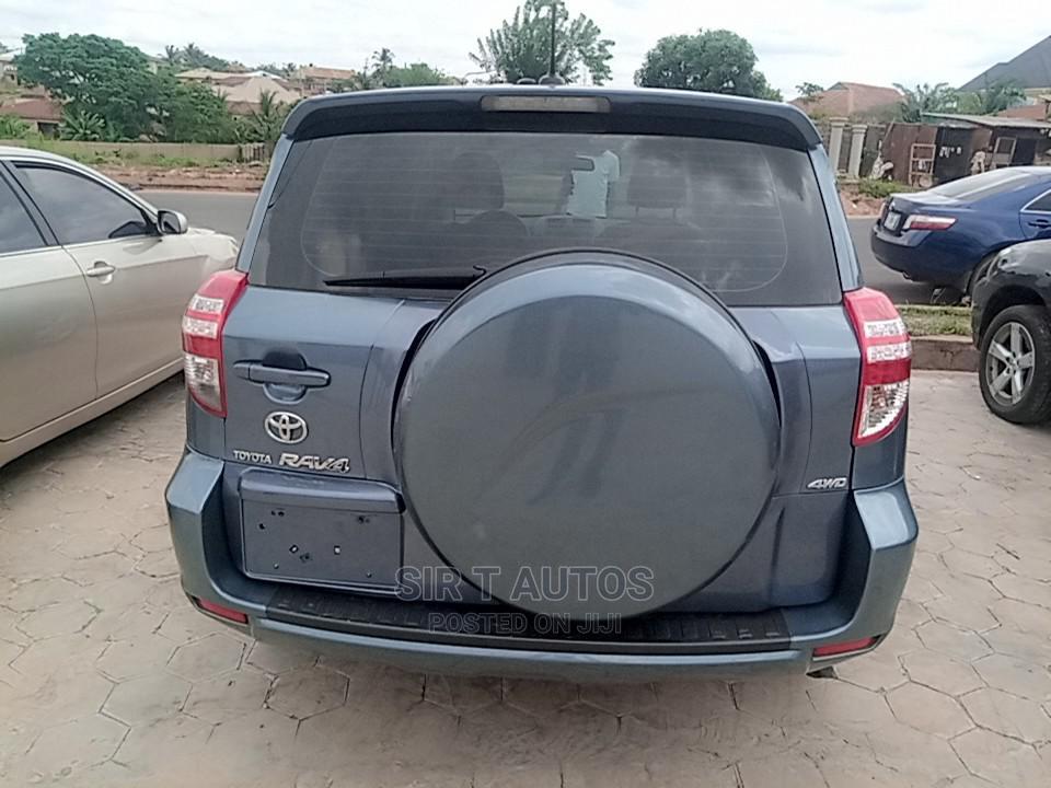 Toyota RAV4 2010 2.5 4x4 Blue   Cars for sale in Ibadan, Oyo State, Nigeria