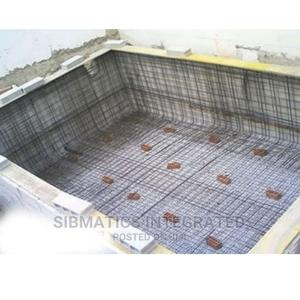 Swimming Pool Construction With Automated Cover. | Building & Trades Services for sale in Rivers State, Port-Harcourt