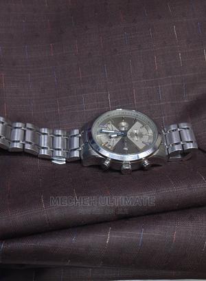 1 Yard Senator Material, Brown Partan | Clothing for sale in Lagos State, Lagos Island (Eko)