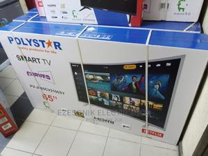 POLYSTAR 65 Inches Smart TV Curve | TV & DVD Equipment for sale in Lagos State, Ojo