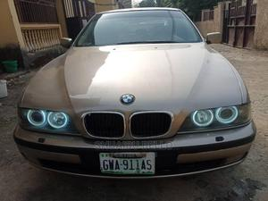 BMW 528i 2002 Gold | Cars for sale in Abuja (FCT) State, Central Business District