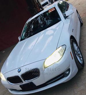 BMW 535i 2013 White | Cars for sale in Abuja (FCT) State, Central Business District