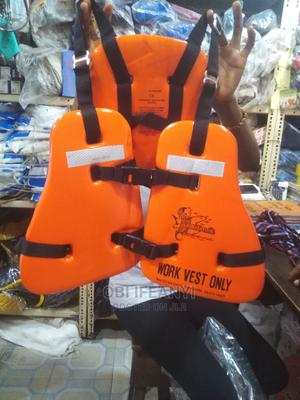 Three Pikin Life Jacket Original | Safetywear & Equipment for sale in Lagos State, Lagos Island (Eko)