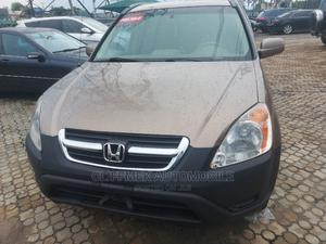 Honda CR-V 2004 EX 4WD Automatic Gold | Cars for sale in Lagos State, Ajah