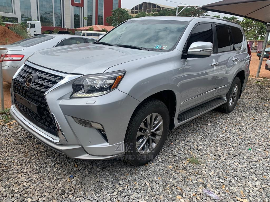Lexus GX 2016 460 Luxury Silver   Cars for sale in Central Business District, Abuja (FCT) State, Nigeria