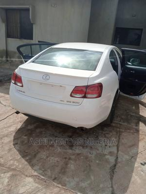 Lexus GS 2006 300 AWD White | Cars for sale in Oyo State, Oluyole