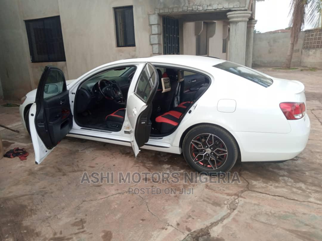 Lexus GS 2006 300 AWD White | Cars for sale in Oluyole, Oyo State, Nigeria