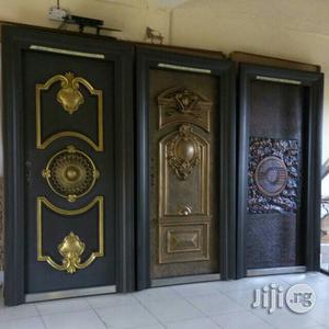 100% Bullet Proof Copper Steel Security Door | Doors for sale in Lagos State, Ikeja