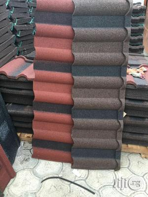 Stone Coated Roofing Tiles at Affordable Prices | Building Materials for sale in Lagos State, Lekki