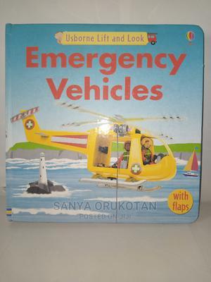 Usborne Children Emergency Vehicles   Books & Games for sale in Lagos State, Ikeja