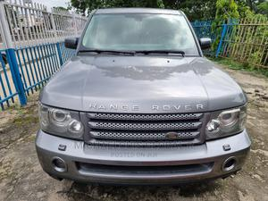 Land Rover Range Rover Sport 2008 Gray | Cars for sale in Rivers State, Port-Harcourt