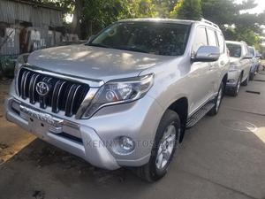 Toyota Land Cruiser Prado 2014 Silver   Cars for sale in Lagos State, Surulere
