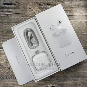 Brand New Airpod Pro 4 for iPhone and Android Users   Accessories for Mobile Phones & Tablets for sale in Akwa Ibom State, Uyo