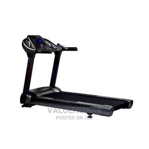 Fitness 2.5hp Threadmill With Massager and Dumbbell | Sports Equipment for sale in Lagos State, Ajah