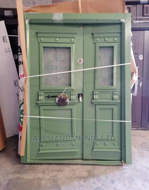 Isreali Door With Glass   Doors for sale in Lagos State, Orile