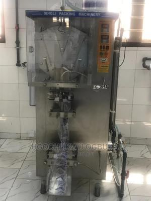 Production Sachet Water Filling and Packaging Machine   Manufacturing Equipment for sale in Lagos State, Ojo
