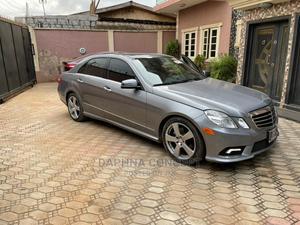 Mercedes-Benz E350 2010 Gray   Cars for sale in Lagos State, Shomolu